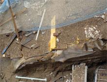 APUDEPA denuncia la posible destrucción de importantes restos romanos de Cesaraugusta