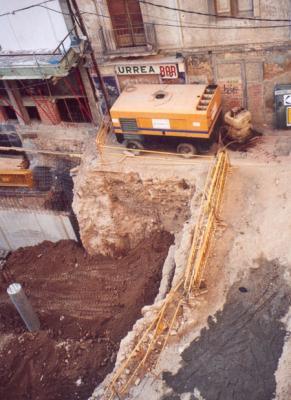 APUDEPA, preocupada por el silencio del Gobierno ante la posible destrucción de importantes restos romanos en Zaragoza