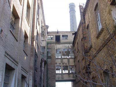 La Azucarera de Alagón y las reflexiones sobre los sistemas de arquitectura de Josep Maria Montaner