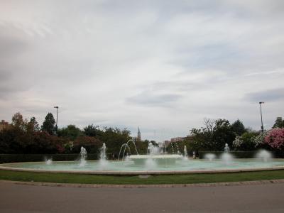Jardines históricos en España: El Parque Grande de Zaragoza.