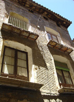El Ayuntamiento de Fraga confirma que se ha solicitado licencia de derribo para Casa Dueso