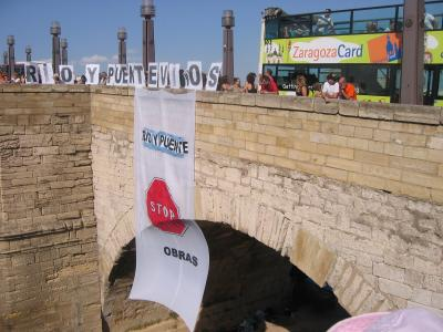 Proteger el río, defender el puente
