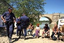 El Puente de Piedra de Zaragoza y sus defensores