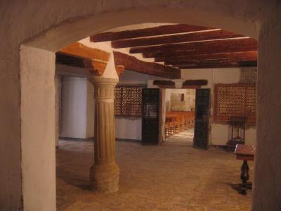 APUDEPA invita a visitar el Monasterio de Casbas