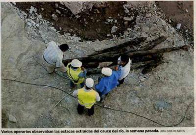 Puente de Piedra de Zaragoza: La ficción del Director General de Patrimonio