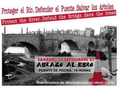 Abrazo al Ebro