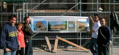 En defensa de las antiguas Escuelas de Calatoradico en Calatorao