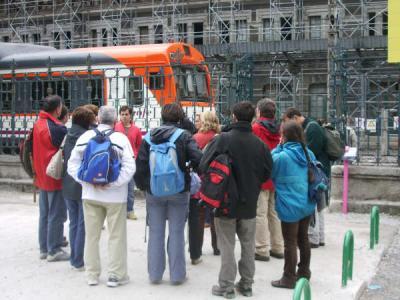 Excursión a Canfranc. 29-09-07