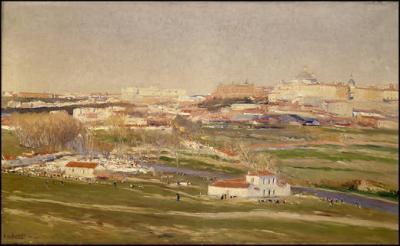 Madrid, por Aureliano de Beruete