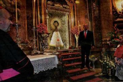 Botín, Ureña y la Virgen