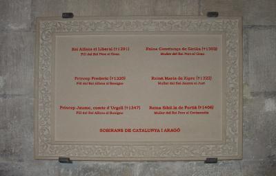 "APUDEPA pide ""dignidad"" para los panteones reales aragoneses"
