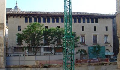 APUDEPA alerta de que ser reconvertido en oficinas para Justicia causará graves perjuicios al palacio de Fuenclara