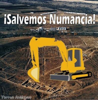 El ladrillo asedia Numancia