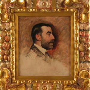 """El Greco y el Marqués de Vega-Inclán en  la exposición  de Zaragoza: """"El Greco. Toledo 1900"""""""