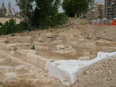 APUDEPA exige conservar todos los restos de San Lázaro y Altabás y un proyecto imaginativo que permita su visita