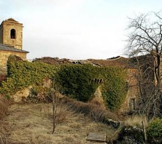 APUDEPA instará a la DGA  la conservación rigurosa e integral del antiguo cenobio de San Victorián, Monumento Nacional