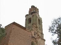 APUDEPA pide que las administraciones y el obispado de Huesca pongan los medios necesarios para la conservación de la torre de Tramaced