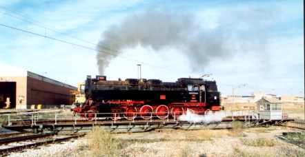 Pena va para… el antiguo  puente giratorio del ferrocarril de Delicias, Zaragoza,  destruido recientemente.