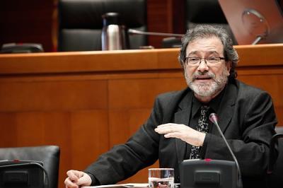 Juan José Vázquez, sandeces  en las Cortes aragonesas a propósito de Goya
