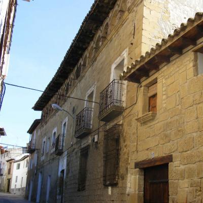 APUDEPA denuncia el inminente derribo de Casa Sanz, edificio catalogado en Luna