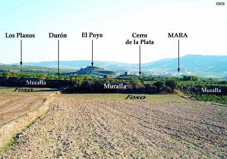 Segeda: Destrucción de su muralla
