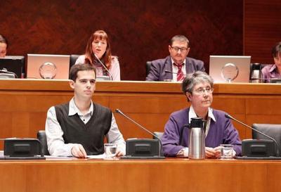 Discurso íntegro de APUDEPA sobre la Ley de Urbanismo ante la Comisión de Peticiones y Derechos Humanos de las Cortes de Aragón