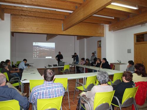 NAT-RURAL en Andorra (Teruel).  I Jornadas en defensa del Patrimonio Cultural y Natural del medio rural