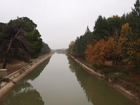 EL CANAL IMPERIAL : PROYECTO DAÑINO
