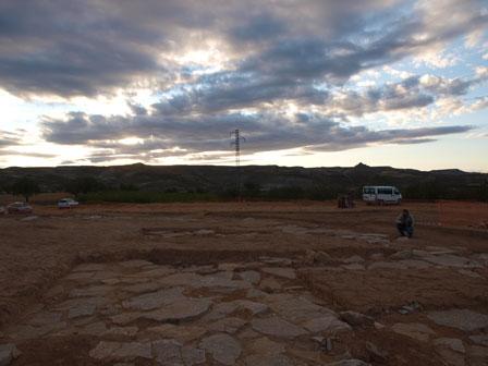XI JEP en Segeda (Mara). Apudepa y la Fundación Segeda-Centro Celtibérico