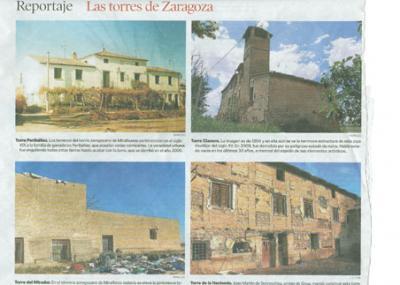Las torres de Zaragoza: otras víctimas