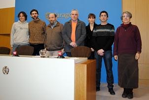 IU apoya la Plataforma por el uso público de los Escarpes del Ebro y El Castellar