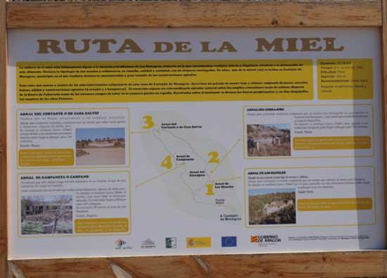 ARNA y Apudepa visitan los arnales de Castejón de Monegros