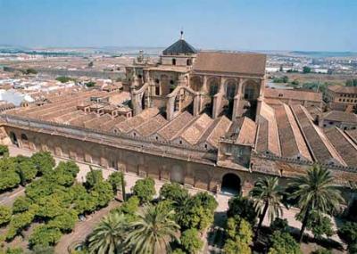 La Mezquita de Córdoba: propiedad oficial de la iglesia desde el 2 de marzo del 2006.