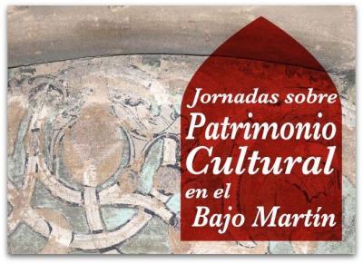 """Ponencia de Apudepa en las """"Jornadas sobre el Patrimonio Cultural en el Bajo Martín"""", días 23 y 24 de noviembre"""