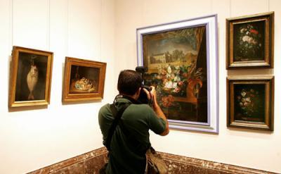 Los negocios artísticos de Rosendo Naseiro y Luis Bárcenas. 40 bodegones en el Museo del Prado