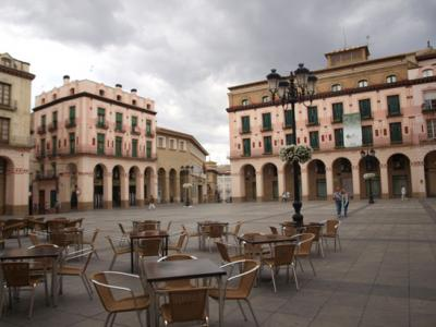Visita de Apudepa a Huesca (recorrido de Otoño,  I Parte) 26 de octubre del 2013