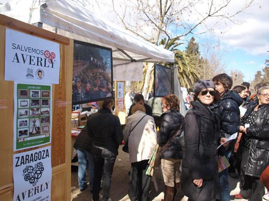 Por la dignidad y la cultura de todos los aragoneses  ¡Salvemos Averly!