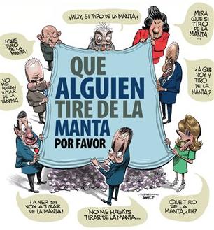 La 'mordida' a la española, por José Luis Arce.