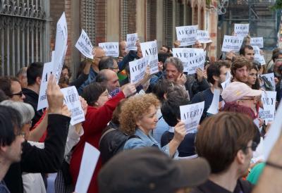 Desde Madrid la fiscalía contra delitos de medio ambiente, urbanismo y patrimonio paraliza el derribo de Averly